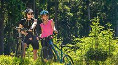 Mountainbiken im Salzburger Land bedeutet Outdoor Spaß für die ganze Familie Nordic Walking, Rafting, Bicycle, Outdoor, Mountain Climbing, Summer Vacations, Bicycling, Outdoors, Bike