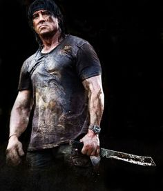 The Punisher VS John Rambo The fight takes place in a 30 mile section of the jungles of Vietnam. Rambo 4, Mickey Rourke, Jason Statham, Charles Napier Actor, Action Film, Action Movies, Resident Evil 6 Movie, Expendables 3 Cast, Sylvester Stallone Rambo