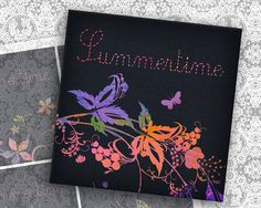 SUMMERTIME COASTERS  38x38 inch Digital Collage by KARTINKAshop, $4.50