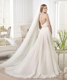 YAJAIDA, Vestido Noiva 2015