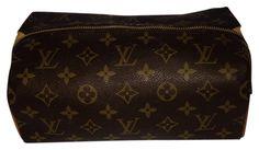 Louis vuitton Cosmetic Pouch Clutch Pouch Pouchette Unisex Toiletries – Bagriculture