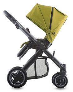 Joovy Qool Single Stroller Avocado