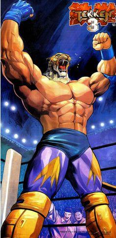 Tekken King  | king-tekken3-comic-artwork.jpg (2795363 bytes)