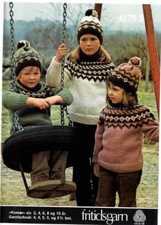 Crochet Baby, Knit Crochet, Pullover, Knitting For Kids, Knitting Patterns, Children, Stitches, Sweaters, Fashion