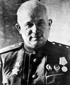 Nikita Khrushchev, ca. 1943. Courtesy CSU Archives/Everett Collection.