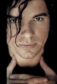 Michael Hutchence.  Impossible to believe he would now be 54 years old born the same year as me 1960.