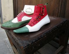 forza italia....these are some awesome shoes@@@