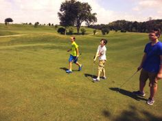 Performance Golf Academy growing the game through junior golf programs at Sherrill Park. #GolfMadeFun