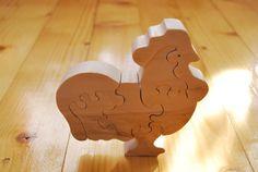 Сock puzzle Wood Сock Wooden Сock Jigsaw Puzzle by CarpathiansWood