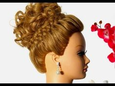 Phenomenal Wedding Prom Hairstyles For Long Hair Bridal Hairstyles Hairstyles For Women Draintrainus
