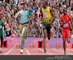 Usain Bolt's worst nightmare // www.filmixer.pl