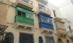 Traditional Maltese houses