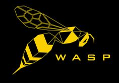 Wasp Logo (for North Pole Engineering) on Behance