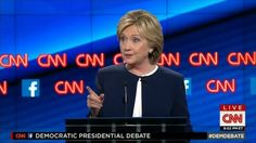 C4news on the first Democratic party presidential debate