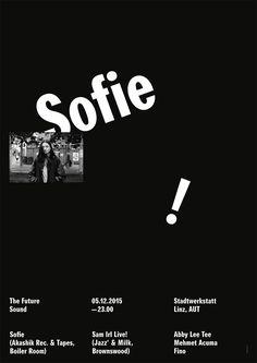 """wolfgangortner: """"The Future Sound — Sofie (Boiler Room)…"""