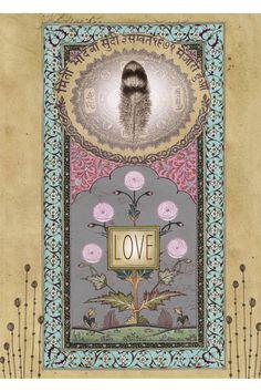 Anahata Katkin- Love feather