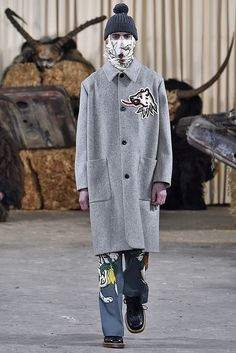 Walter van Beirendonck Fall 2017 Menswear Collection - Fashion Unfiltered