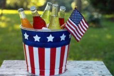cheap july 4th decorations