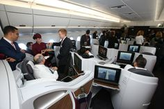 Qatar Airways - Airbus A350