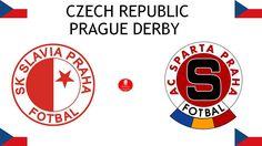 1896, Czech Republic (1st PRAGUE DERBY), SK Slavia Prague < > AC Sparta Prague #SKSlaviaPrague #ACSpartaPrague #CzechRepublic (L4675) Football Match, Sparta Prague, Calm, Czech Republic, Bohemia
