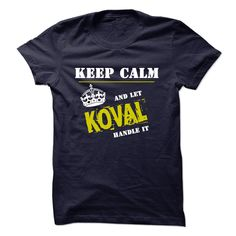 (Tshirt Awesome Discount) Let KOVAL Handle it Shirts This Month Hoodies, Funny Tee Shirts