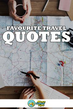 Favourite Travel Quotes Some great quotes here! They can be great. Be it voyage quotes, encouraging quotes or inspiring quotes, sometimes individuals manage to find the poetry that we desire to communicate.