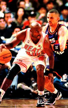 Hardaway Posts Kidd Up, '98 All Star Game.