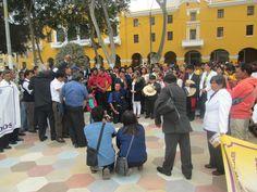 Marinera norteña, baile del Perú.