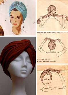 Turban binden