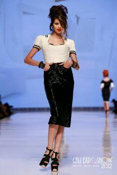 Jean Paul Gaultier   Fashion Show in Columbia