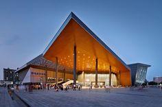 ZHOUSHI Culture & Sports Center / UDG YangZheng Studio: