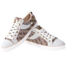 Guess - Sneakers - Beige