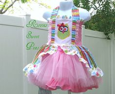 cute party dress for Emis 1st bday (if she would decide to come out lol)