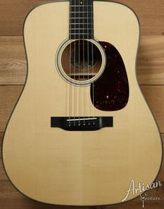Collings D1A VN Adirondack and Mahogany with Vintage Now Neck