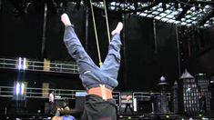 Batman Live Rehearsals - Performers (Sam Heughan)