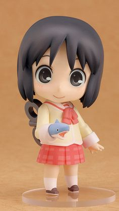 Nichijou – Shinonome Nano Nendoroid No.242 action figure by Good Smile Company