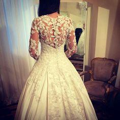 In love por este vestido!
