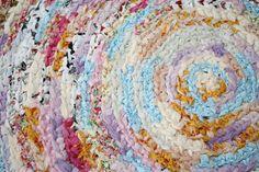 rag rugs - I hope to learn how to make