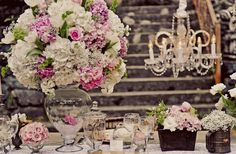 -Fairy tail wedding-flowers-