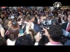 LA New Moon Premiere Red Carpet interview starts 01:38