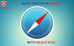 If you can see annoying pop ups in your Safari Browser then stop it immediately with Ablock Plus ad blocker.
