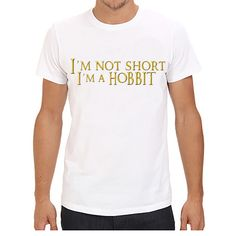 Like and Share if you want this  The Hobbit T-Shirt I Am Not Short I Am a Hobbit    Buy one here---> http://hobbitmall.com/hobbit-t-shirt-i-am-not-short-i-am-a-hobbit/     FREE Shipping Worldwide     Tag a friend who would love this!    #hobbit #lordoftherings #love #frodo #hobbits #hobbitlife #hobbiton #frodobaggins #gandalf #gandalfthegrey #aragorn #legolas #legolasgreenleaf #arwen #gollum #myprecious #gimli #ring #movie #film #photooftheday #followme #follow #like4like #picoftheday…