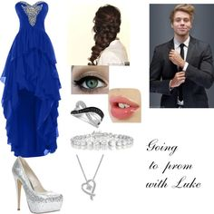 Going to prom with Luke