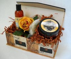 Gift arrangement by Naturally Innovative