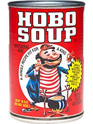 Hobo Soup—Chock-Full of Veggies and More  Hobo Soup (Set Of 3 Cans)  $12.90