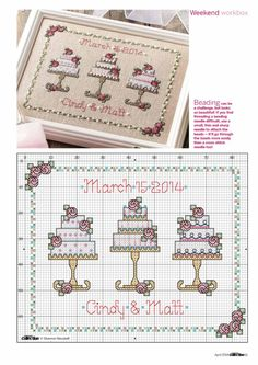 Gallery.ru / Фото #17 - Cross Stitch Collection 234 апрель 2014 - tymannost