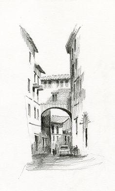 Via Bontempi - Perugia, Italia | Flickr - Photo Sharing!
