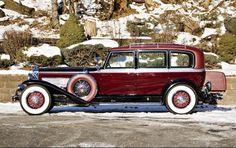 1934 Duesenberg Model SJ Touring Berline