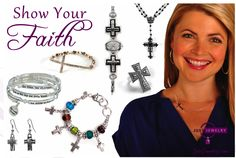 Share Your Faith with Just Jewelry