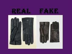 How to Spot Fake Gucci Gloves